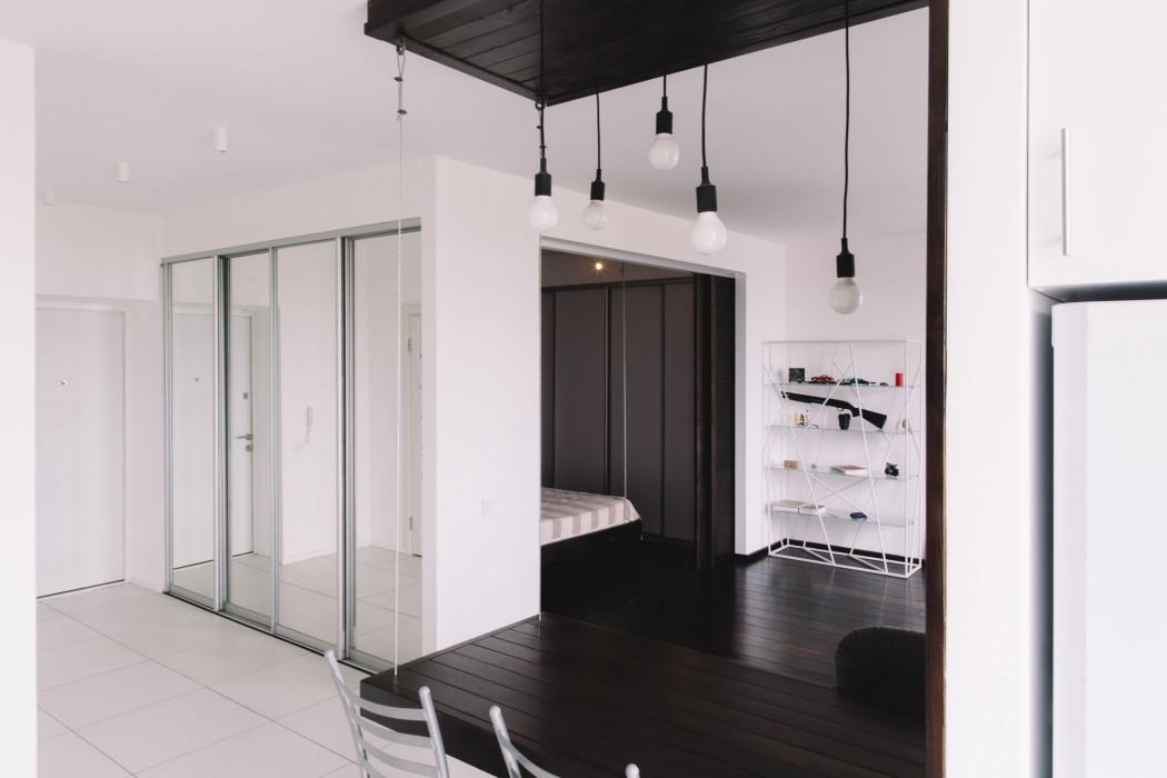 малък апартамент с изчистен интериор_6