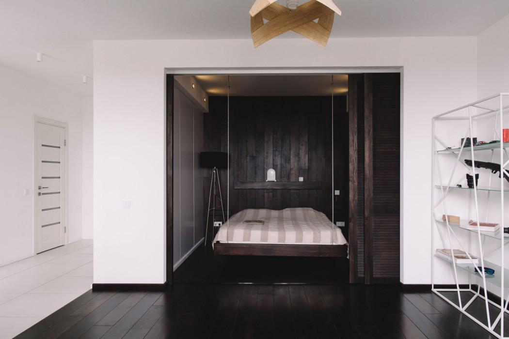 малък апартамент с изчистен интериор_7