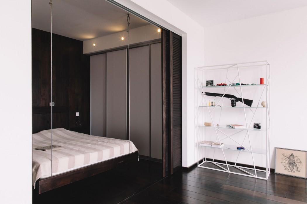 малък апартамент с изчистен интериор_8