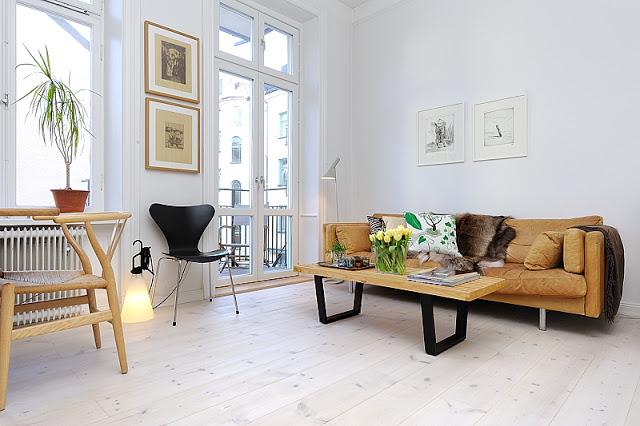 малък скандинавски апартамент_39 кв. м_2