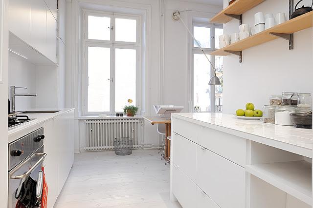 малък скандинавски апартамент_39 кв. м_9