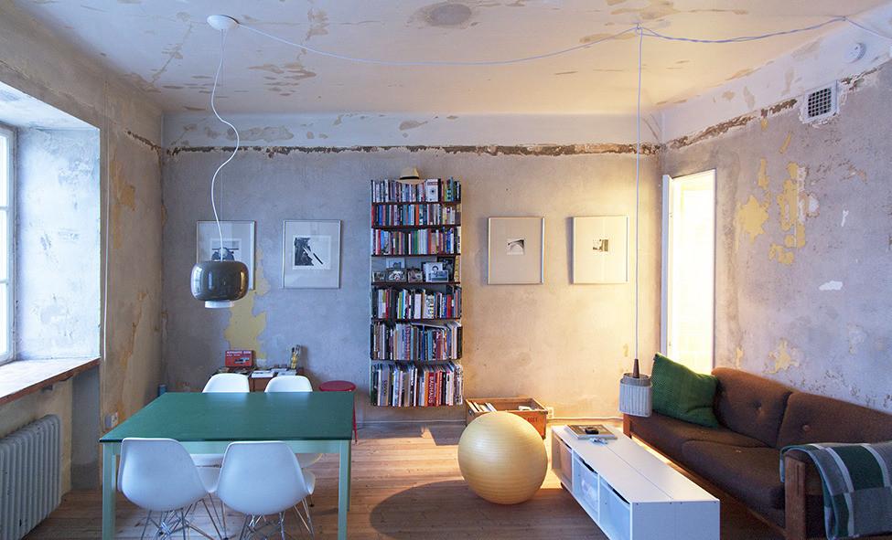 необичайният вид на едно 36 кв. м жилище_20
