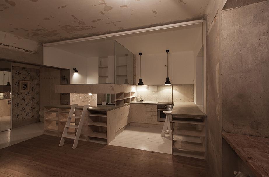 необичайният вид на едно 36 кв. м жилище_28