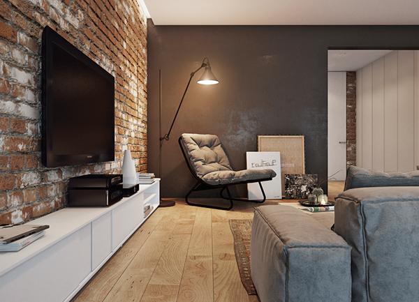 стена на тухлички_апартамент 3_5