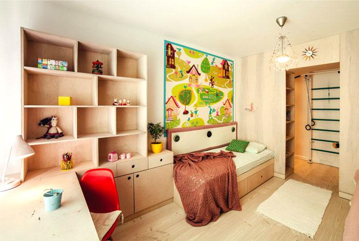 стилен апартамент в Киев_14