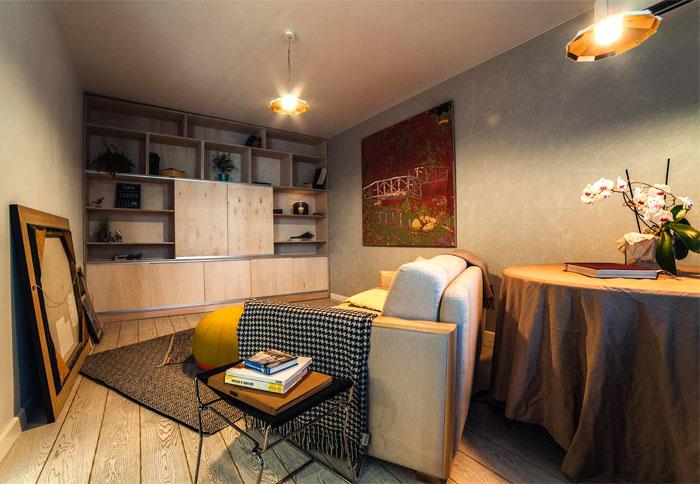 стилен апартамент в Киев_7