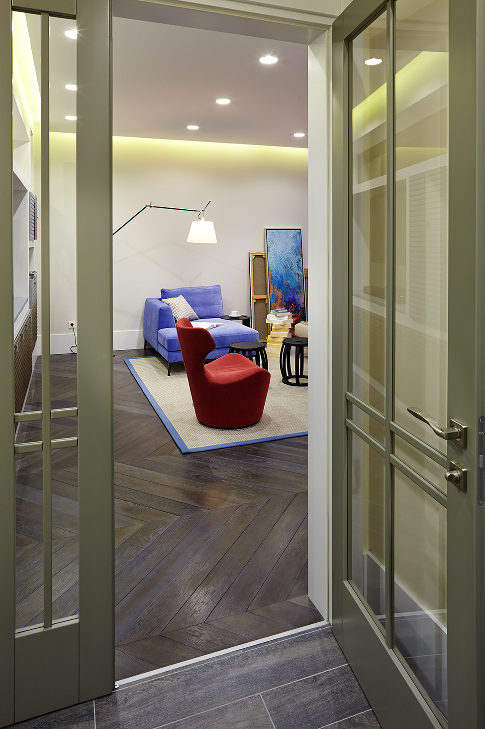 цветен апартамент в Киев_10