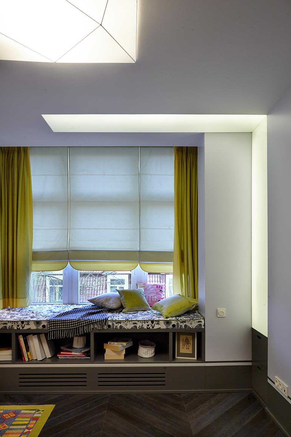 цветен апартамент в Киев_16