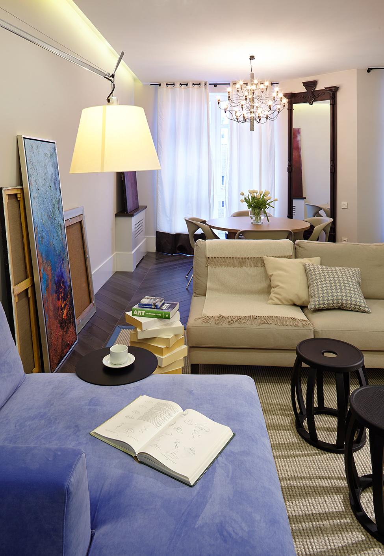 цветен апартамент в Киев_2
