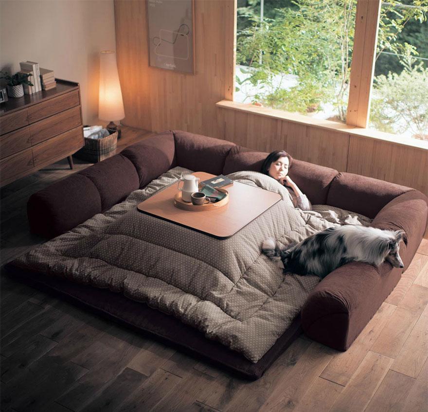 японското нагряващо легло с маса_котатсу_5