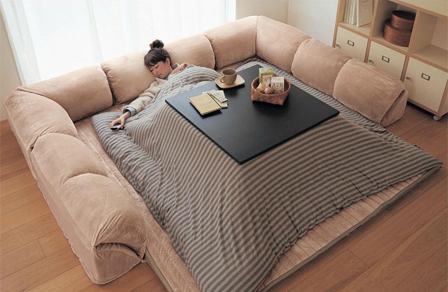 японското нагряващо легло с маса_котатсу_7