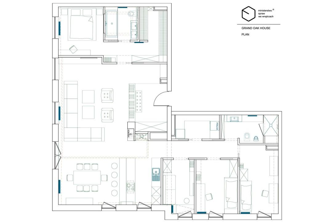 Две в едно_перфектното семейно жилище_план