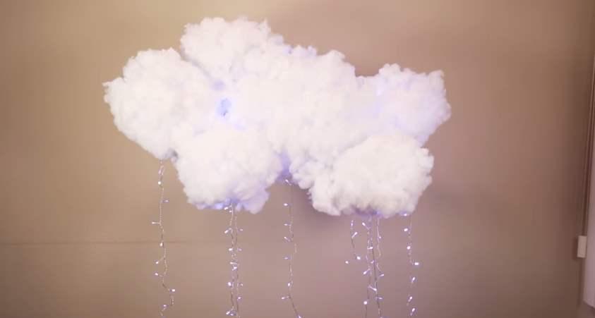 лампа облак направи си сам_12