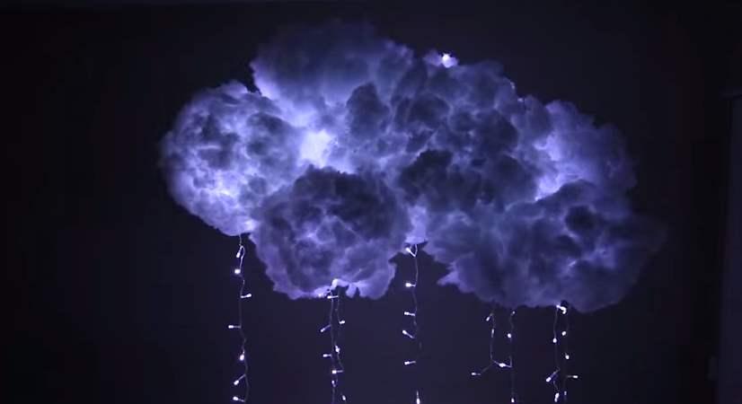 лампа облак направи си сам_13
