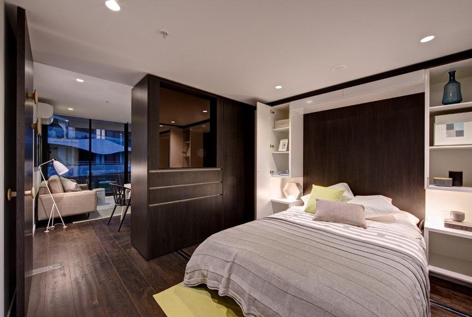 лускозен малък апартамент с повдижни стени_4