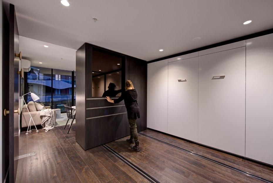 лускозен малък апартамент с повдижни стени_5