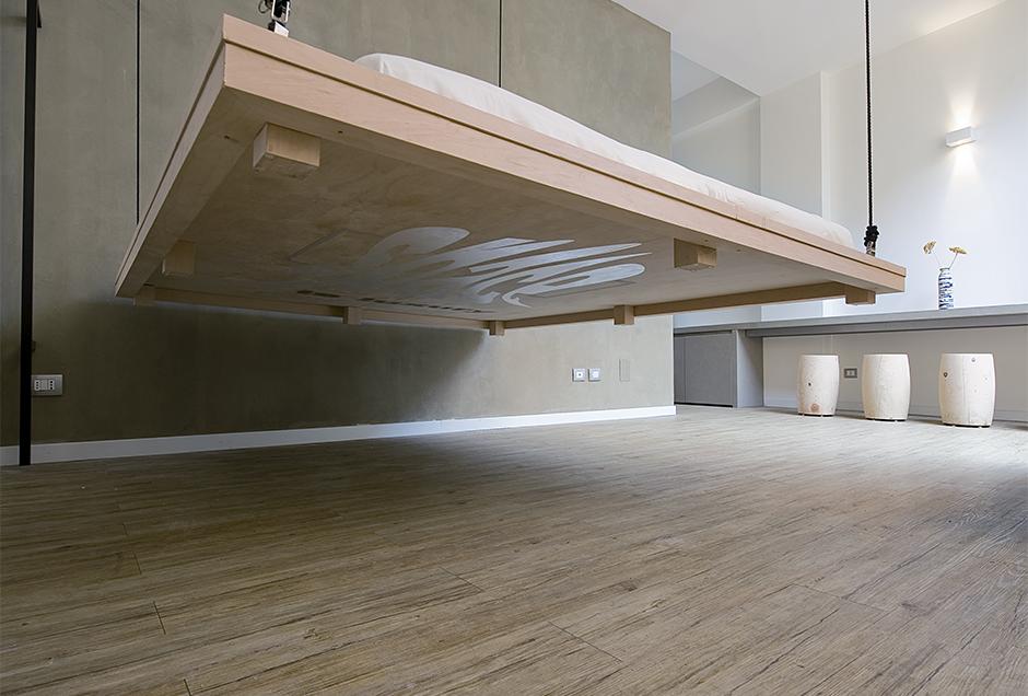 мини апартамент с повдигащо легло_2