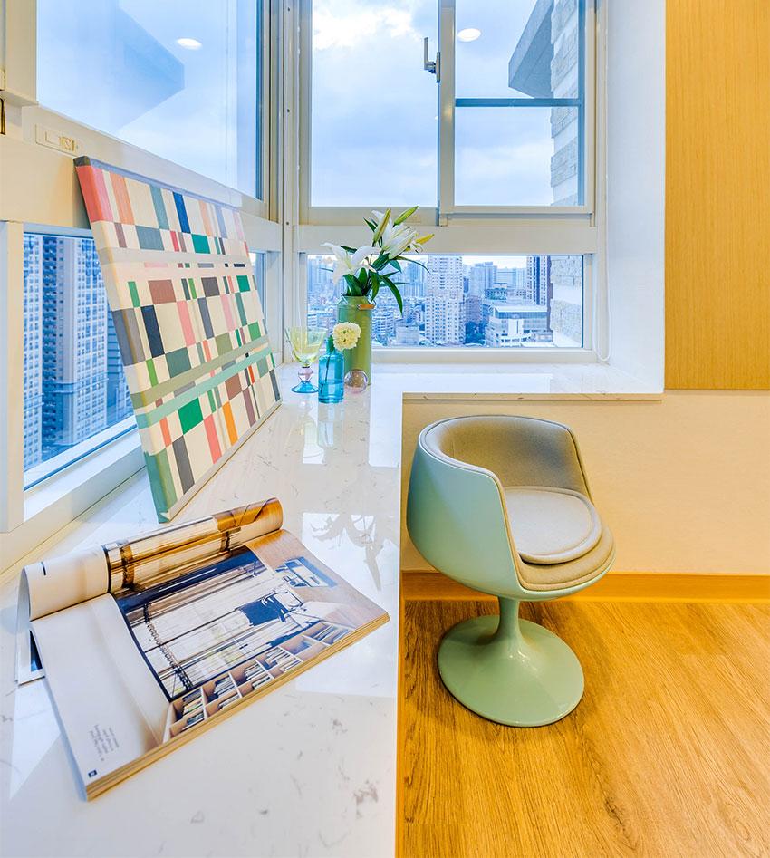 нови мебели_старо жилище_работен кът