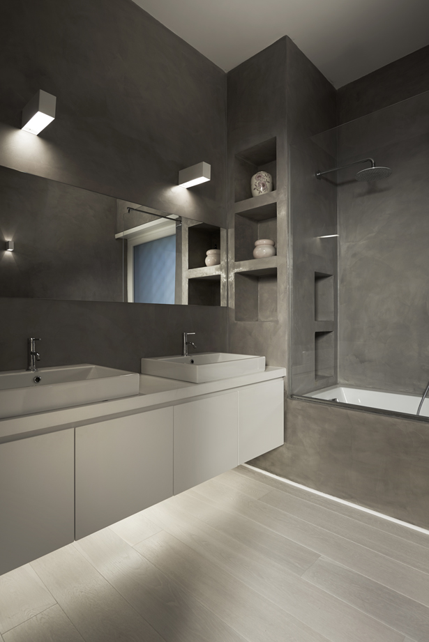сива баня в дом в италия