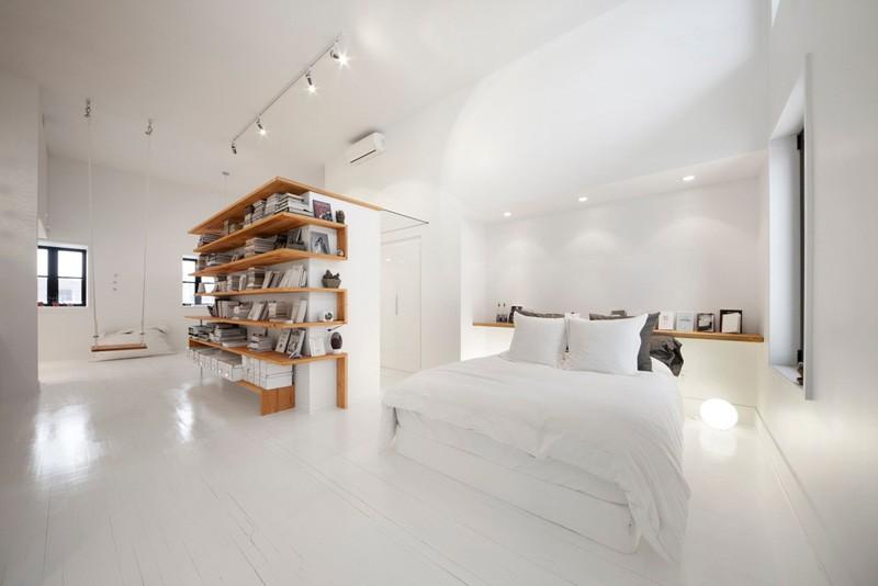 таванско жилище в бяло_в Канада_1