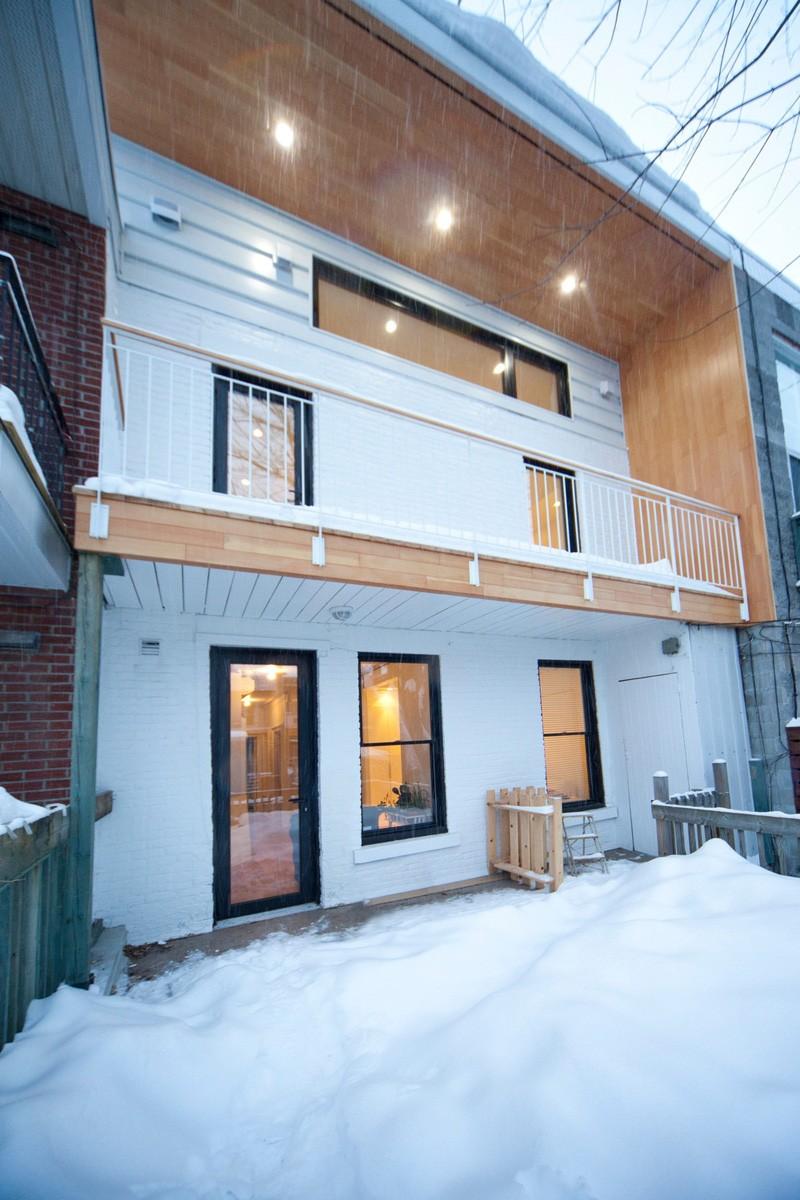 таванско жилище в бяло_в Канада_10
