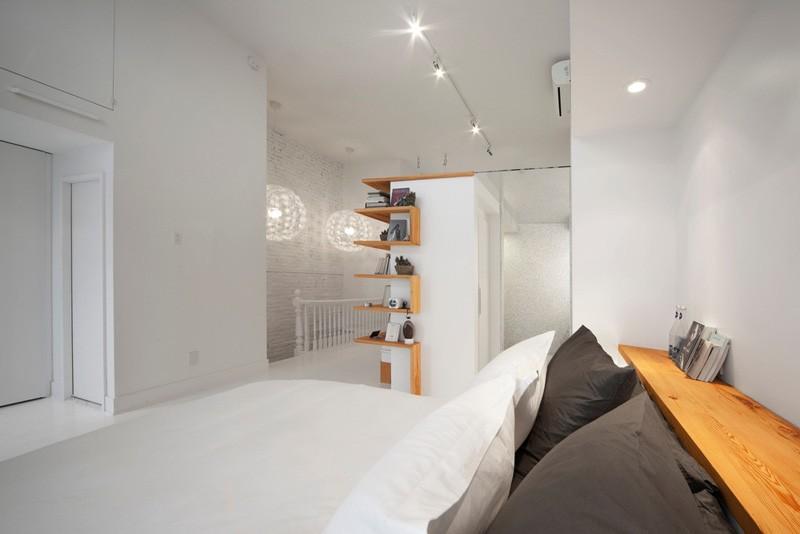 таванско жилище в бяло_в Канада_2
