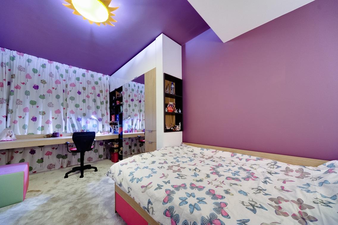 Красив апартамент София 70 кв. м_детска стая_1