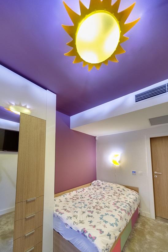 Красив апартамент София 70 кв. м_детска стая_2