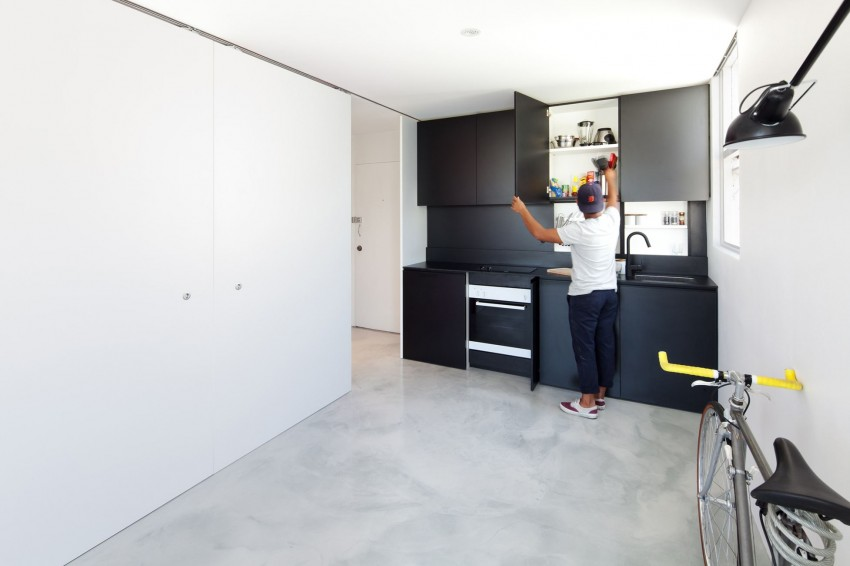 апартамент-стая в Сидни_2