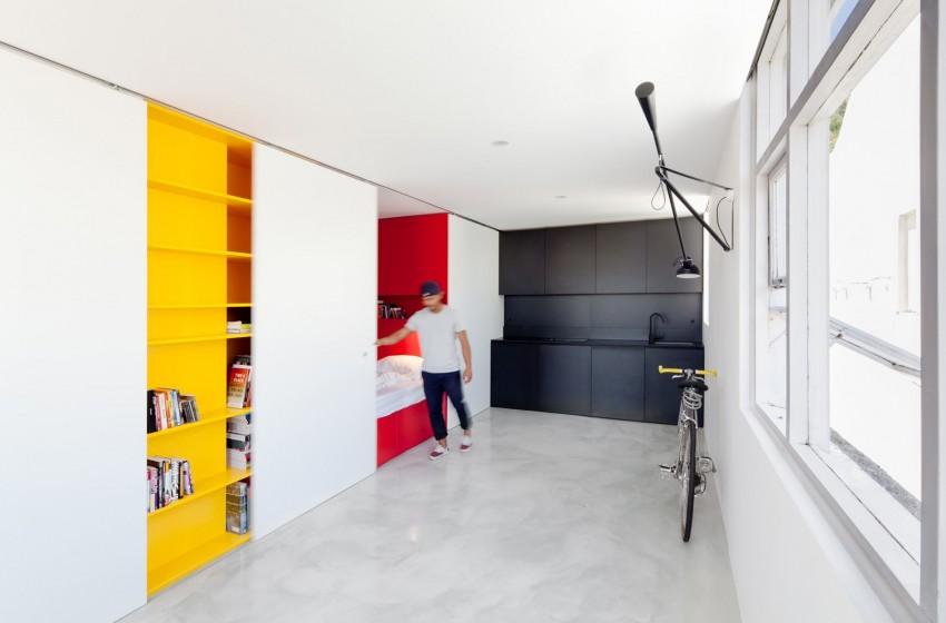апартамент-стая в Сидни_5