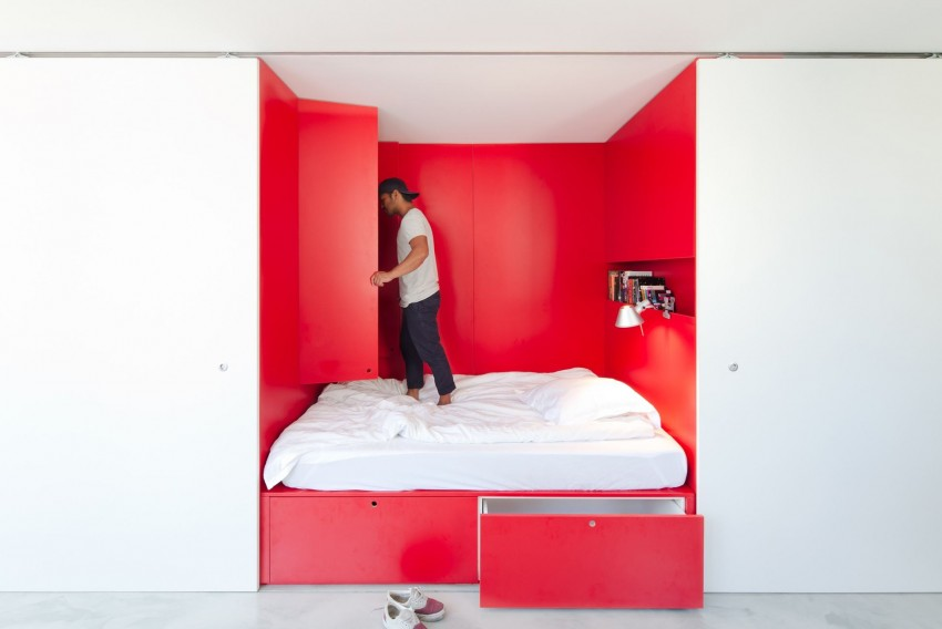 апартамент-стая в Сидни_6