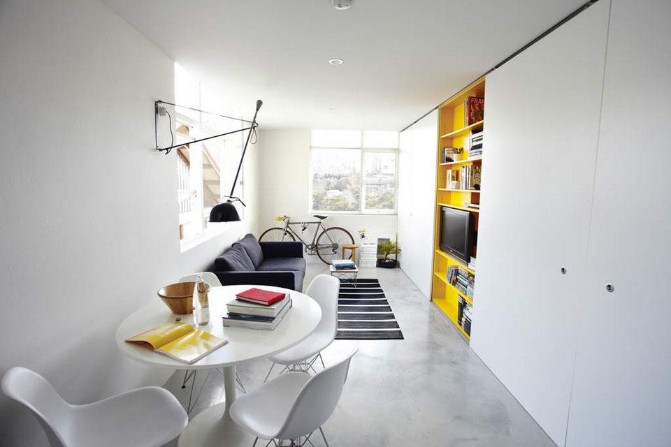 апартамент-стая в Сидни_7