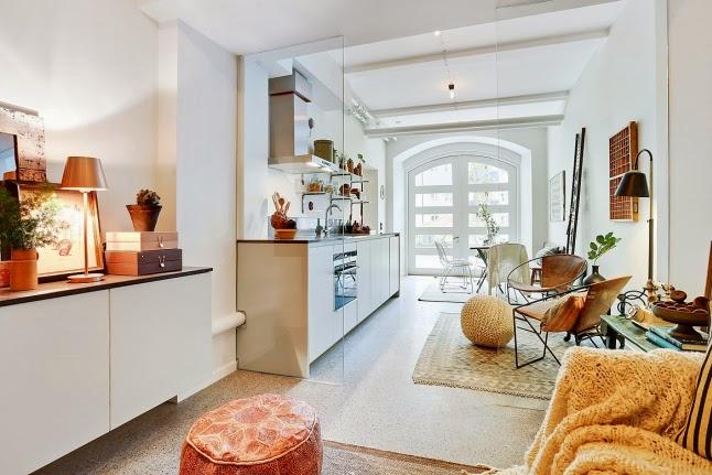 малък апартамент със стъклени прегради_33 кв. м_6