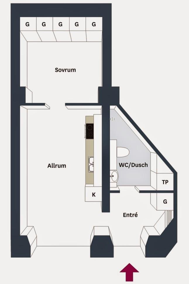малък апартамент със стъклени прегради_33 кв. м_9