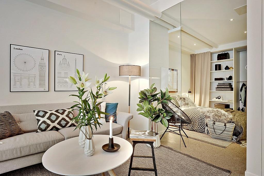 малък апартамент със стъклени прегради_35 кв. м_4