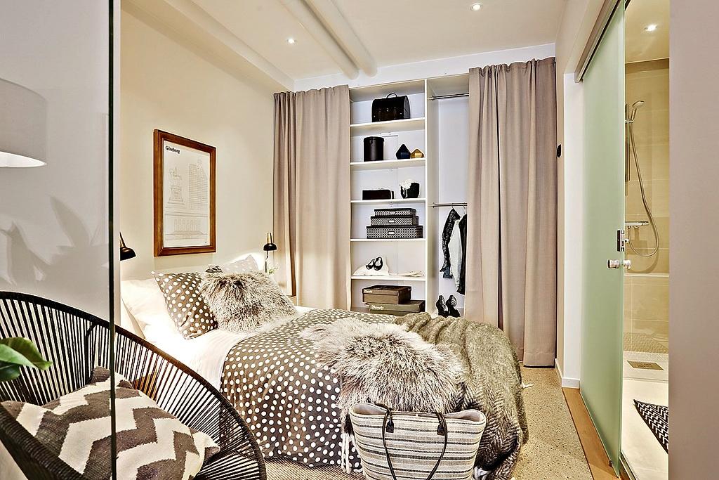 малък апартамент със стъклени прегради_35 кв. м_9