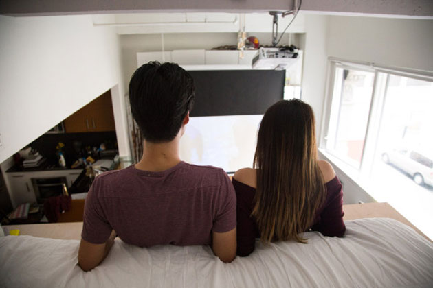 мултифункциоална система мебели за малък апартамент-14