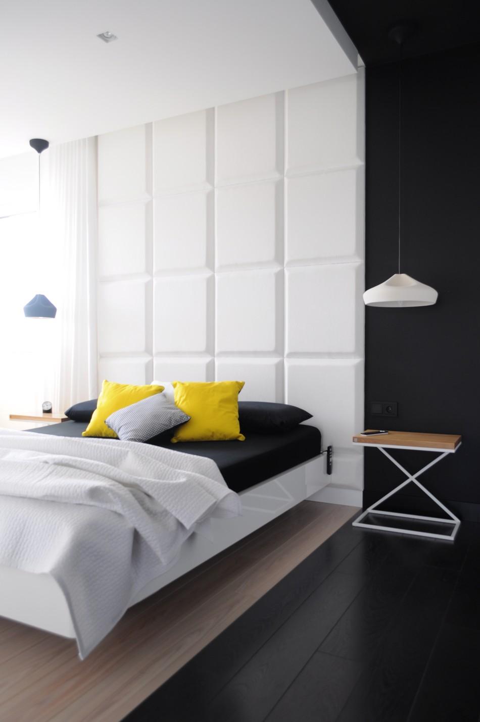свежо и минималистично жилище в Полша_15