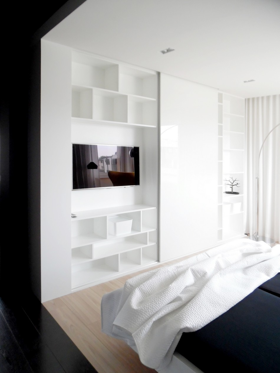 свежо и минималистично жилище в Полша_16