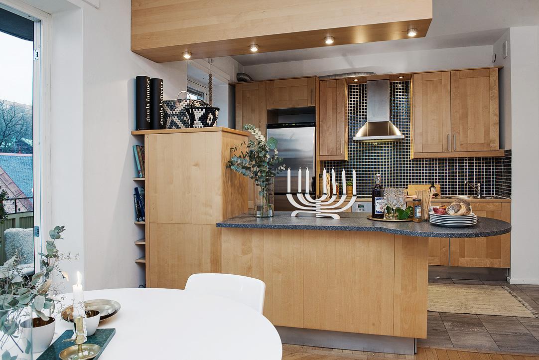 светъл двустаен апартамент в скандинавски стил_10