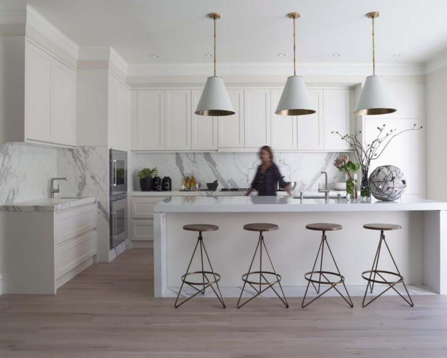 тренд в кухнята - изчистени линии