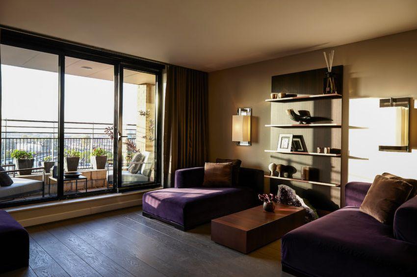 120 кв. м луксозен апартамент в Лондон_1