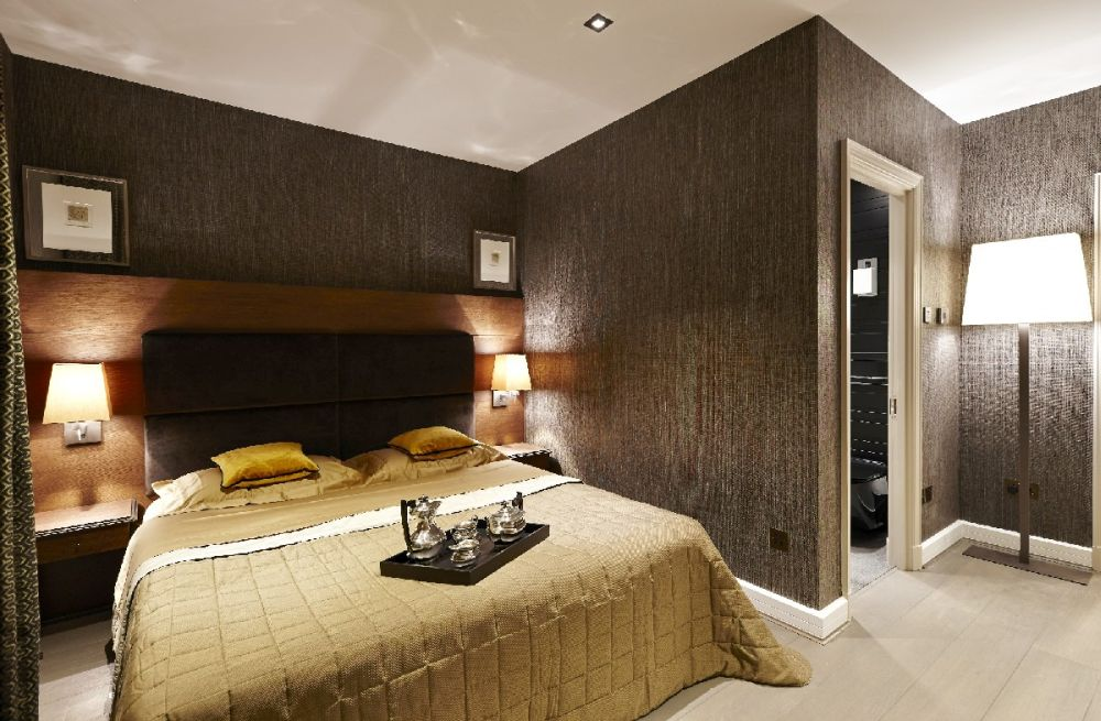 120 кв. м луксозен апартамент в Лондон_11
