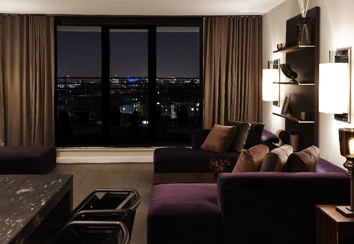 120 кв. м луксозен апартамент в Лондон_4