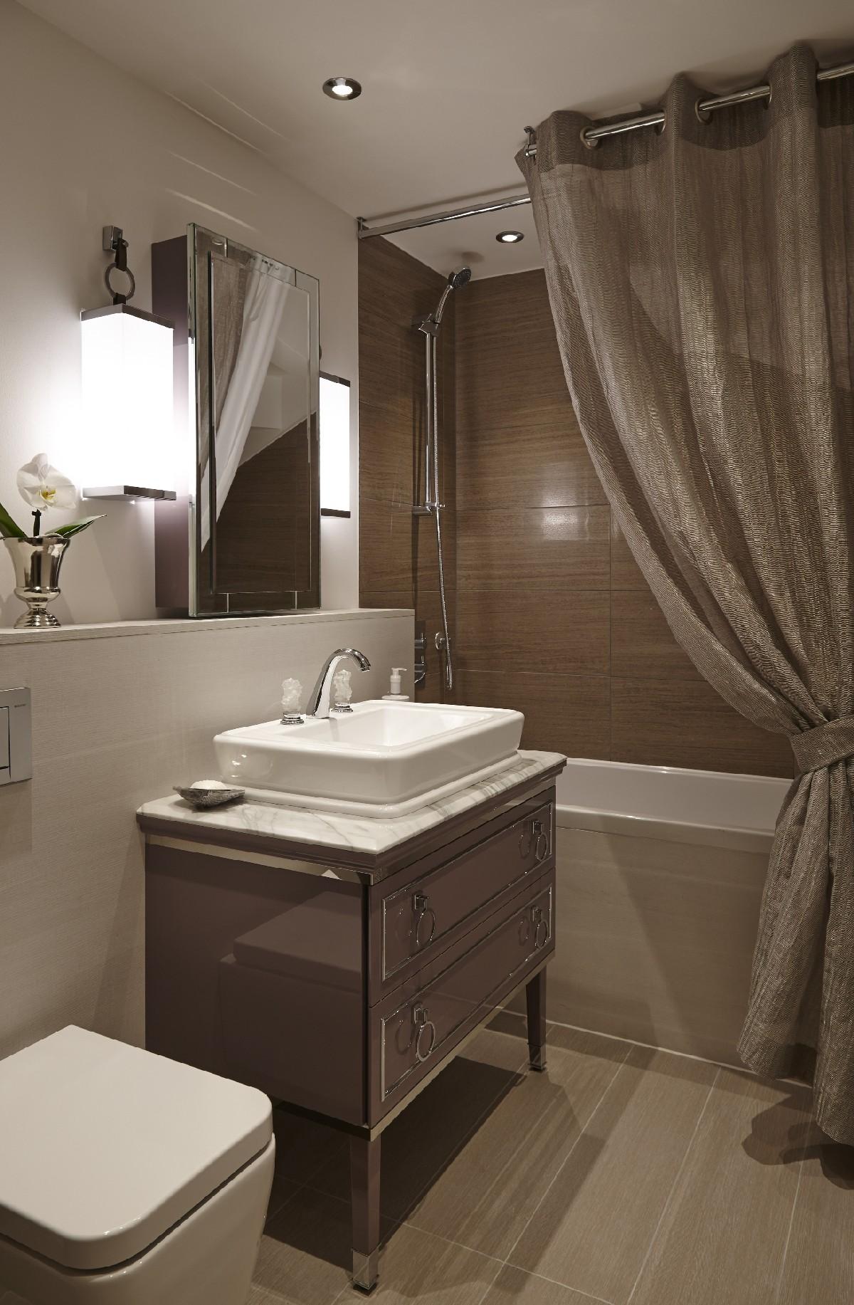120 кв. м луксозен апартамент в Лондон_9