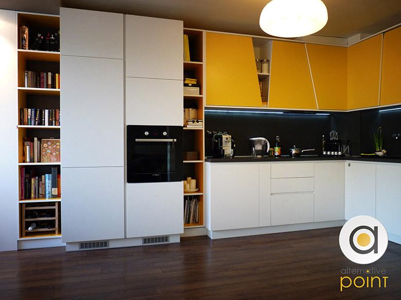 Кухня с плъзгащи врати_4