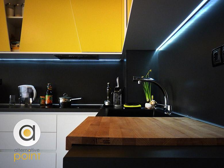 Кухня с плъзгащи врати_5
