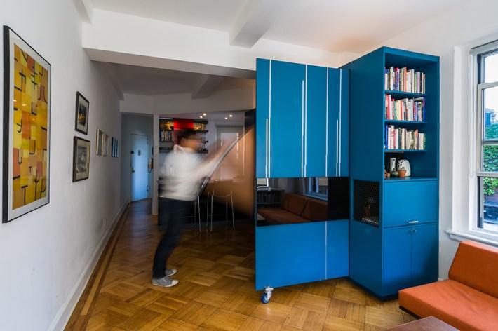 Мебел - решение за малък апартамент_10