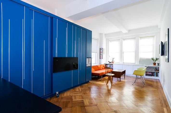 Мебел - решение за малък апартамент_3