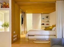 Нестандартно отделената спалня в 48 кв. м жилище_5